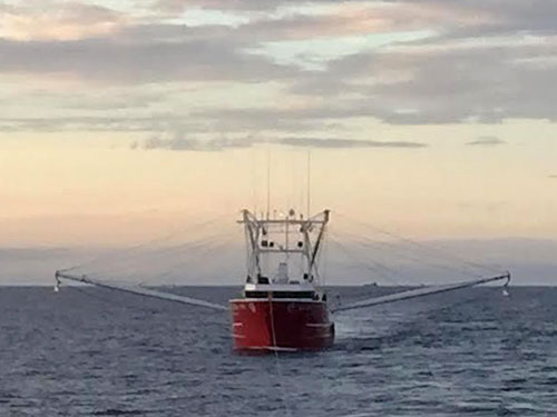 F/V Chazy's Toy Mechanical Failure (credit: U.S. Coast Guard)