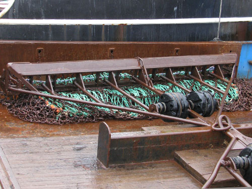 Scallop Dredge (New Bedford Style)