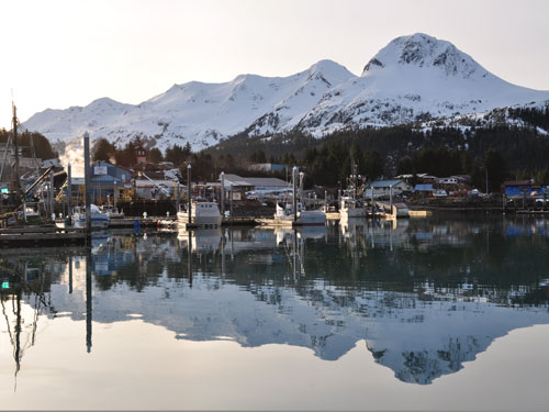 Cordova Alaska ((photo credit: USGS)