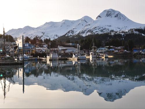 Cordova Alaska ((photo credit: USGS)