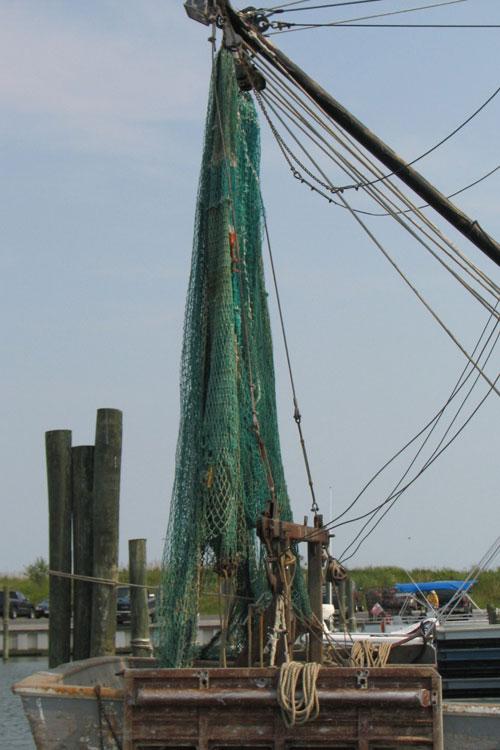 Basic Otter Trawl Net