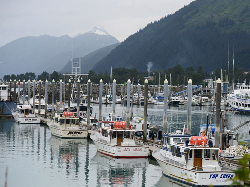 Seward Alaska ((photo credit: U.S. Coast Guard)