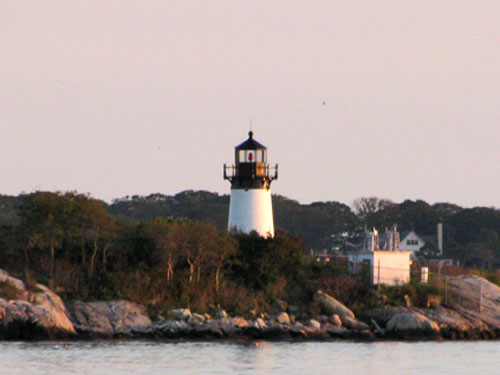 Ten Pound Island Lighthouse