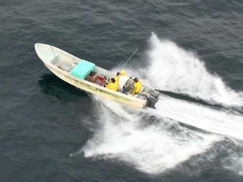 Panga (credit: U.S. Coast Guard)