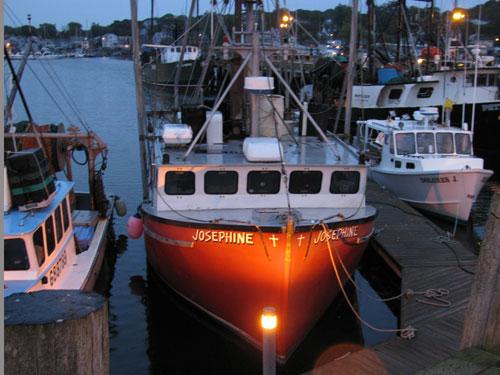 F/V Josephine - Gloucester MA