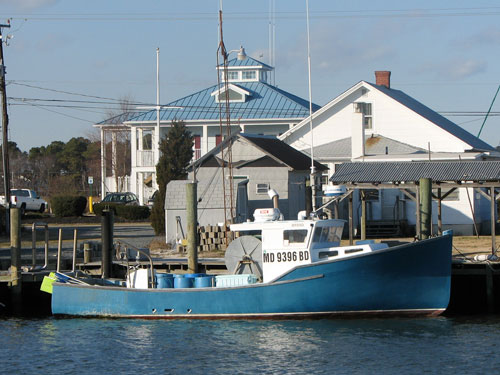 Novi Boat (gillnetter)