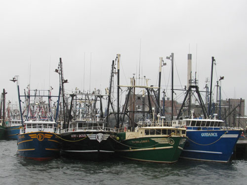 Commercial Fishing Vessels