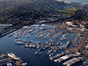 Fishermen's Terminal Seattle